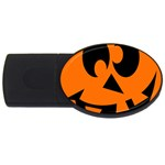 EBAYHALLOWCRAZYJack-o-Lanterns USB Flash Drive Oval (1 GB)