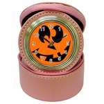EBAYHALLOWCRAZYJack-o-Lanterns Jewelry Case Clock