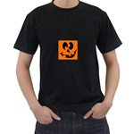 EBAYHALLOWCRAZYJack-o-Lanterns Black T-Shirt