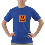 EBAYHALLOWCRAZYJack-o-Lanterns Dark T-Shirt