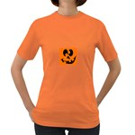 EBAYHALLOWCRAZYJack-o-Lanterns Women s Dark T-Shirt