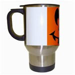 EBAYHALLOWCRAZYJack-o-Lanterns Travel Mug (White)