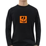 EBAYHALLOWCRAZYJack-o-Lanterns Long Sleeve Dark T-Shirt