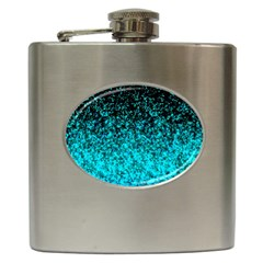 Glitter Dust 1 Hip Flask by MedusArt