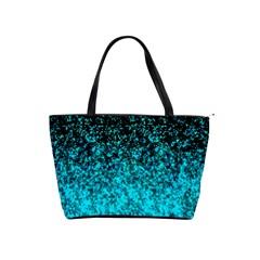 Glitter Dust 1 Large Shoulder Bag by MedusArt