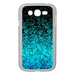 Glitter Dust 1 Samsung Galaxy Grand Duos I9082 Case (white) by MedusArt