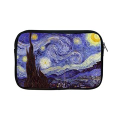 Vincent Van Gogh Starry Night Apple Ipad Mini Zippered Sleeve by MasterpiecesOfArt
