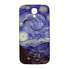 Vincent Van Gogh Starry Night Samsung Galaxy S4 I9500/i9505  Hardshell Back Case by MasterpiecesOfArt