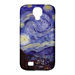 Vincent Van Gogh Starry Night Samsung Galaxy S4 Classic Hardshell Case (pc+silicone) by MasterpiecesOfArt
