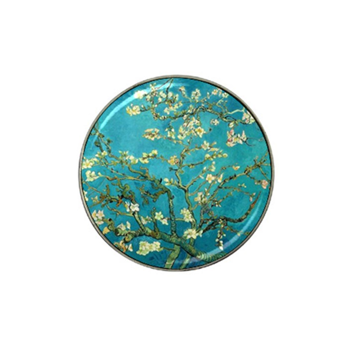 Vincent Van Gogh Blossoming Almond Tree Golf Ball Marker 10 Pack (for Hat Clip)