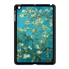 Vincent Van Gogh Blossoming Almond Tree Apple Ipad Mini Case (black) by MasterpiecesOfArt