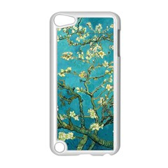 Vincent Van Gogh Blossoming Almond Tree Apple Ipod Touch 5 Case (white) by MasterpiecesOfArt