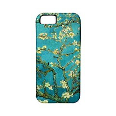 Vincent Van Gogh Blossoming Almond Tree Apple Iphone 5 Classic Hardshell Case (pc+silicone) by MasterpiecesOfArt