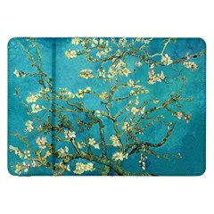 Vincent Van Gogh Blossoming Almond Tree Samsung Galaxy Tab 8 9  P7300 Flip Case by MasterpiecesOfArt