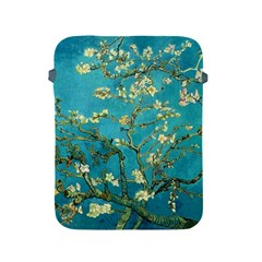Vincent Van Gogh Blossoming Almond Tree Apple Ipad Protective Sleeve by MasterpiecesOfArt