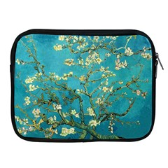 Vincent Van Gogh Blossoming Almond Tree Apple Ipad Zippered Sleeve by MasterpiecesOfArt