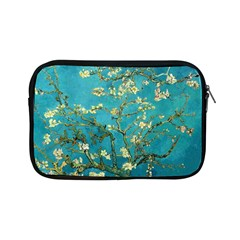 Vincent Van Gogh Blossoming Almond Tree Apple Ipad Mini Zippered Sleeve by MasterpiecesOfArt