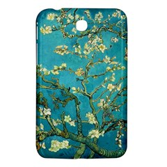 Vincent Van Gogh Blossoming Almond Tree Samsung Galaxy Tab 3 (7 ) P3200 Hardshell Case  by MasterpiecesOfArt