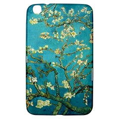 Vincent Van Gogh Blossoming Almond Tree Samsung Galaxy Tab 3 (8 ) T3100 Hardshell Case  by MasterpiecesOfArt