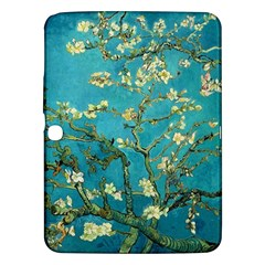 Vincent Van Gogh Blossoming Almond Tree Samsung Galaxy Tab 3 (10 1 ) P5200 Hardshell Case  by MasterpiecesOfArt