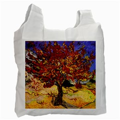Vincent Van Gogh Mulberry Tree Recycle Bag (one Side)
