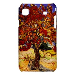 Vincent Van Gogh Mulberry Tree Samsung Galaxy S i9008 Hardshell Case