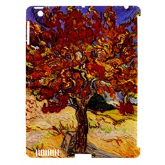 Vincent Van Gogh Mulberry Tree Apple Ipad 3/4 Hardshell Case (compatible With Smart Cover) by MasterpiecesOfArt
