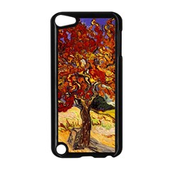 Vincent Van Gogh Mulberry Tree Apple Ipod Touch 5 Case (black) by MasterpiecesOfArt