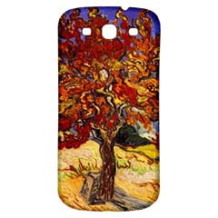 Vincent Van Gogh Mulberry Tree Samsung Galaxy S3 S Iii Classic Hardshell Back Case by MasterpiecesOfArt