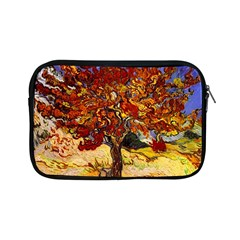 Vincent Van Gogh Mulberry Tree Apple Ipad Mini Zippered Sleeve by MasterpiecesOfArt