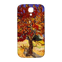 Vincent Van Gogh Mulberry Tree Samsung Galaxy S4 I9500/i9505  Hardshell Back Case