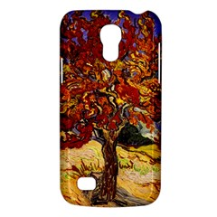 Vincent Van Gogh Mulberry Tree Samsung Galaxy S4 Mini (gt I9190) Hardshell Case  by MasterpiecesOfArt