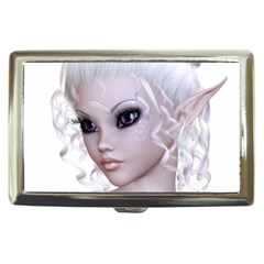Fairy Elfin Elf Nymph Faerie Cigarette Money Case by goldenjackal