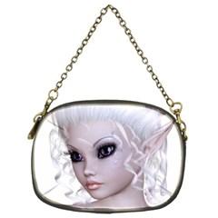 Fairy Elfin Elf Nymph Faerie Chain Purse (two Sided)