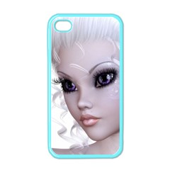 Fairy Elfin Elf Nymph Faerie Apple Iphone 4 Case (color) by goldenjackal