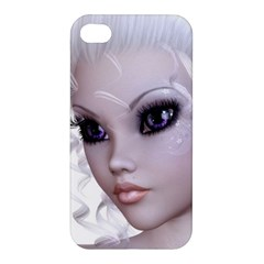 Faerie Nymph Fairy Apple Iphone 4/4s Hardshell Case by goldenjackal