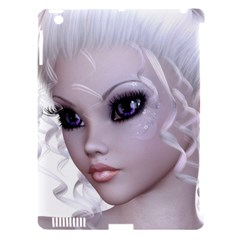 Faerie Nymph Fairy Apple Ipad 3/4 Hardshell Case (compatible With Smart Cover)