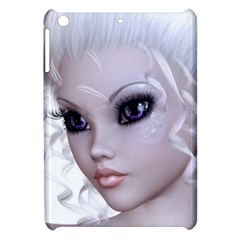 Fairy Elfin Elf Nymph Faerie Apple Ipad Mini Hardshell Case by goldenjackal
