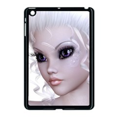 Faerie Nymph Fairy Apple Ipad Mini Case (black) by goldenjackal