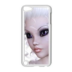 Fairy Elfin Elf Nymph Faerie Apple Ipod Touch 5 Case (white) by goldenjackal