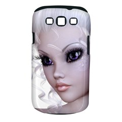 Faerie Nymph Fairy Samsung Galaxy S Iii Classic Hardshell Case (pc+silicone) by goldenjackal