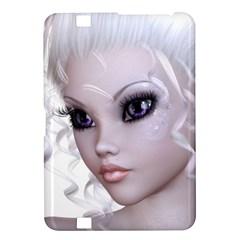 Fairy Elfin Elf Nymph Faerie Kindle Fire Hd 8 9  Hardshell Case by goldenjackal