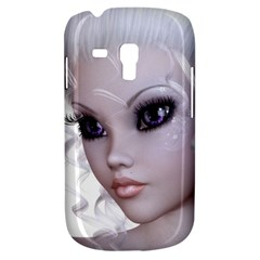 Faerie Nymph Fairy Samsung Galaxy S3 Mini I8190 Hardshell Case by goldenjackal