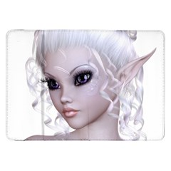 Fairy Elfin Elf Nymph Faerie Samsung Galaxy Tab 8 9  P7300 Flip Case