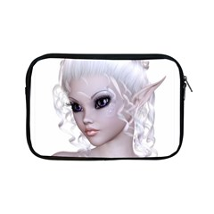 Faerie Nymph Fairy Apple Ipad Mini Zippered Sleeve by goldenjackal