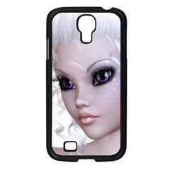 Fairy Elfin Elf Nymph Faerie Samsung Galaxy S4 I9500/ I9505 Case (black) by goldenjackal