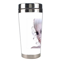 Fairy Elfin Elf Nymph Faerie Stainless Steel Travel Tumbler by goldenjackal