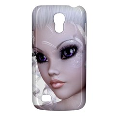 Faerie Nymph Fairy Samsung Galaxy S4 Mini (gt I9190) Hardshell Case  by goldenjackal