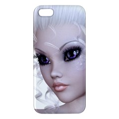 Fairy Elfin Elf Nymph Faerie Iphone 5s Premium Hardshell Case by goldenjackal