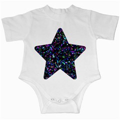 Glitter 1 Infant Bodysuit by MedusArt